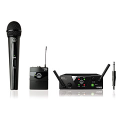 AKG WMS 40 Mini-Dual-Vocal-Instrum. ISM
