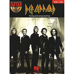 Hal Leonard Guitar Play-Along Vol.145 - Def Leppard