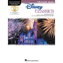 Hal Leonard Disney Classics for Tenor Sax