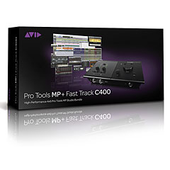 M-Audio Fast Track Pro C400 ProTools MP