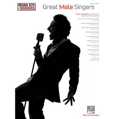 Hal Leonard Great Male Singers
