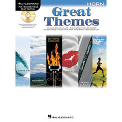 Hal Leonard Great Themes for Horn