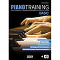 Instructional Book Hage Piano Training Basic