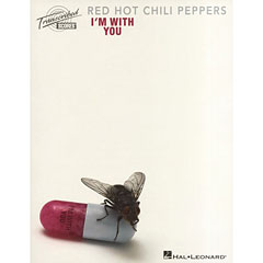 Hal Leonard Red Hot Chili Peppers - I'm with you