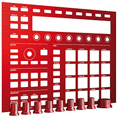 Native Instruments Maschine Custom Kit Dragon Red