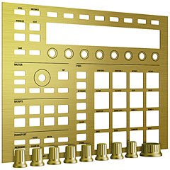 Native Instruments Maschine Custom Kit Solid Gold