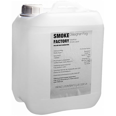 Smoke Factory Designer Fluid 5L