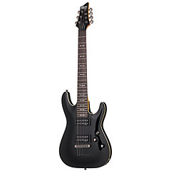 Schecter Omen 7 BLK « Electric Guitar