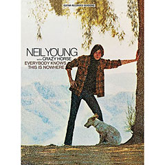 Hal Leonard Neil Young - Everybody Knows This Is Nowhere