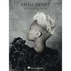 Hal Leonard Emeli Sande - Our Version Of Events
