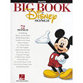Music Notes Hal Leonard Big Book Of Disney Songs for flute