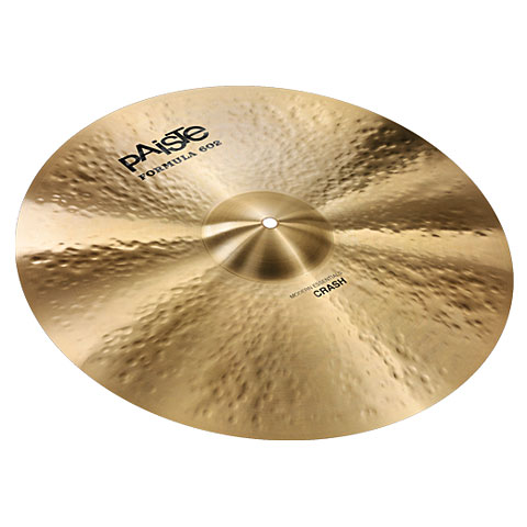 Paiste Formula 602 Modern Essentials 16  Crash