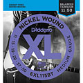 D'Addario EXL115BT Nickel Wound .011-050 « Electric Guitar Strings
