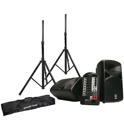 Yamaha Stagepas 400i Bundle
