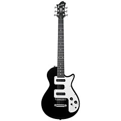 Hagstrom Metropolis S, Black Gloss « Electric Guitar