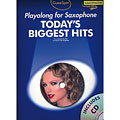 Play-Along Music Sales Guest Spot Today`s Biggest Hits