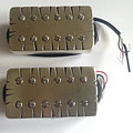Electric Guitar Pickup Bare Knuckle Aftermath Covered Set