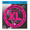 D'Addario EXL170M Nickel Wound .045-100 « Electric Bass Strings