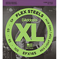 D'Addario EFX165 Flex Steels .045-105 « Electric Bass Strings