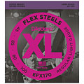 D'Addario EFX170 Flex Steels .045-100 « Electric Bass Strings