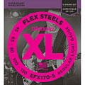 D'Addario EFX170-5 Flex Steels .045-130 « Electric Bass Strings