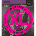 D'Addario EFX170-6 Flex Steels .032-130 « Electric Bass Strings