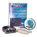 Controller Software Enttec DMXIS, DMX-Software