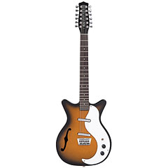 Danelectro DC59TSB 12-String Hollowbody « Electric Guitar