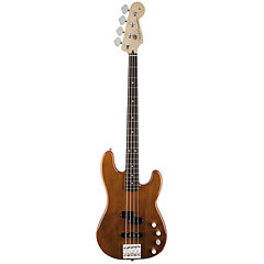 Fender Mex Deluxe Active P-Bass RW NAT Okoume « Electric Bass Guitar