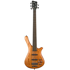 Warwick Rockbass Fortress 5 Honey OFC « Electric Bass Guitar