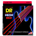 Electric Bass Strings DR Neon Red Medium