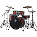 Yamaha Live Custom Fusion Amber Shadow Sunburst « Drum Kit