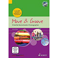 Instructional Book Schott Move & Groove: für Boomwhackers