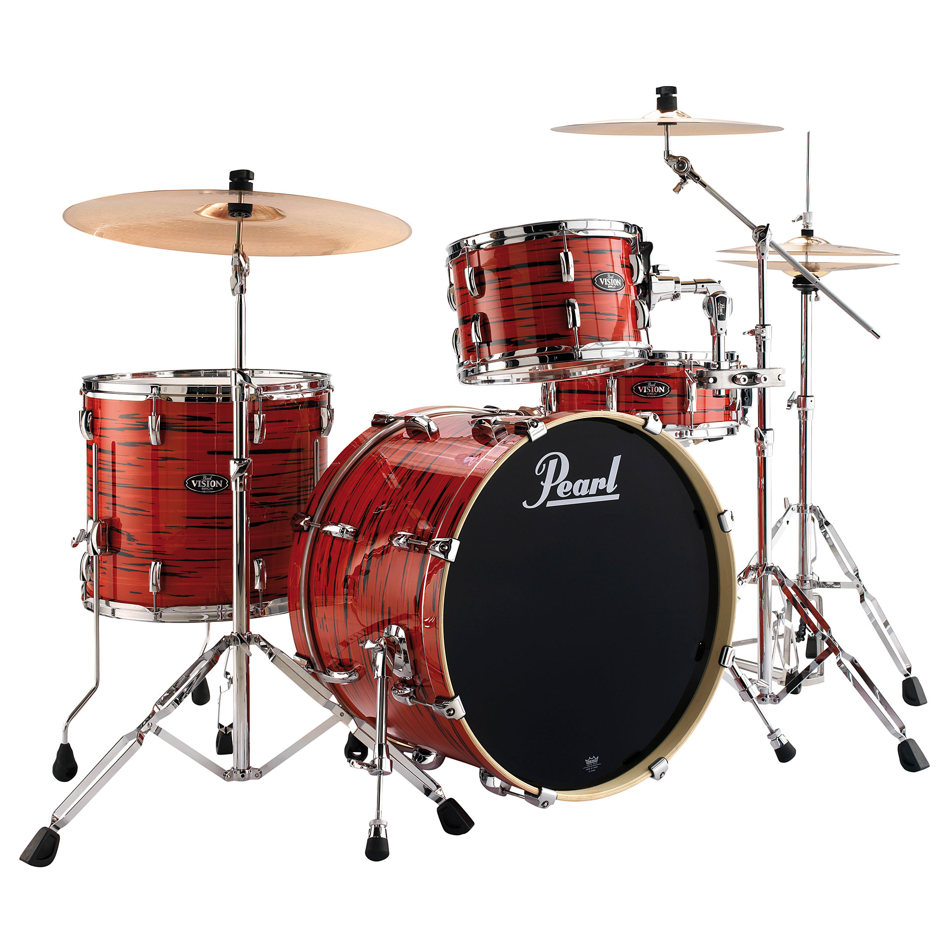 Pearl Vision VBA VBA824YXC455 « Drum Kit