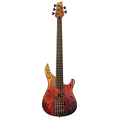 Sandberg Basic VM 5-String Zebra 3-tone « Electric Bass Guitar