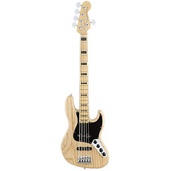 Fender American Elite Jazz Bass V ASH MN NA « Electric Bass Guitar
