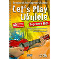Music Notes Hage Let's Play Ukulele Pop Rock Hits
