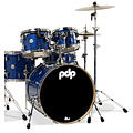 pdp Concept Maple CM5 Blue Sparkle « Drum Kit