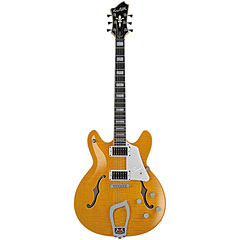 Hagstrom Super Viking Dandy Dandelion Flame « Electric Guitar
