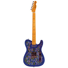 Fender Japan Classic 69 Telecaster Blue Flower « Electric Guitar