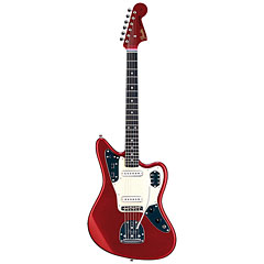 Fender Japan Classic 60s Jaguar OCR « Electric Guitar