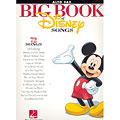 Music Notes Hal Leonard Big Book Of Disney Songs for alto saxophone