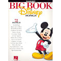 Music Notes Hal Leonard Big Book Of Disney Songs for clarinet