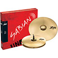 Sabian XSR First Pack « Cymbal Set
