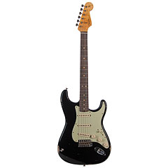 Fender Custom Shop 1964 Stratocaster Black « Electric Guitar
