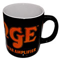 Orange Coffee Cup BLK/OR « Gifts