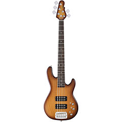 G&L Tribute L-2500 Tobacco Sunburst RW « Electric Bass Guitar