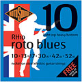 Electric Guitar Strings Rotosound RH10  010-052