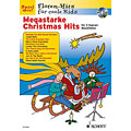 Play-Along Schott Megastarke Christams Hits for Sopran Recorder