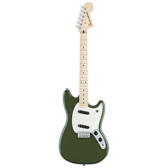 Fender Mustang MN Olive « Electric Guitar